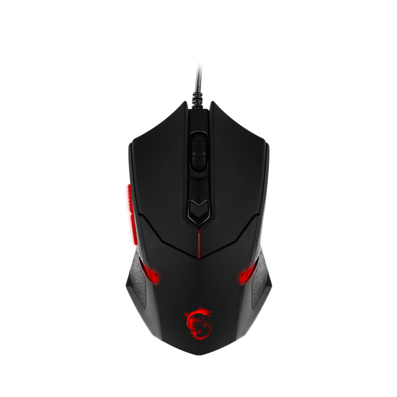 MSI mouse Interceptor DS B1