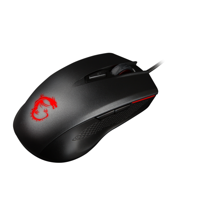 MSI mouse Clutch GM40 Black