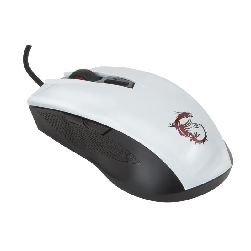 MSI mouse Clutch GM40 White