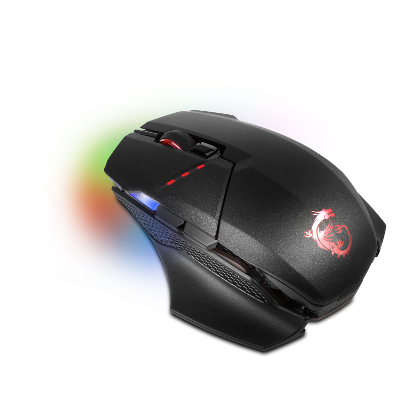 MSI mouse Clutch GM70